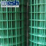 La polvere ha ricoperto la rete metallica, rete metallica saldata galvanizzata (RULLO)