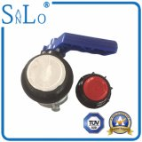 Válvula de esfera do PPE IBC