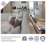 Краткое отель мебель в гостиной раскладной диван в разрезе (YB-B-15)