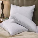 Size Hotel Pillow王の白いアヒルかガチョウは置く