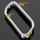 Maniglia della doccia dell'acciaio inossidabile di disegno di modo, maniglia di portello di vetro dell'acciaio inossidabile (6306)