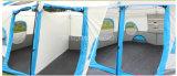 屋外のテント、10-12の人のテント、二重層のHelikonのテント
