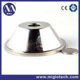 Capa personalizada vínculo Electroplated Diamond Rebolo (GW-100070)