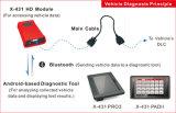 DHLの自由で最も新しい進水X431 HDの頑丈なトラックのX431 V+ X431 PRO3のパッドIIのソフトウェアの自由なアップデートのための診断アダプター作業オンラインで
