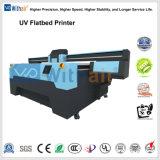La impresora plana UV 2.5m x 1.3m con LED UV Epson DX5 de doble cabeza 1440ppp
