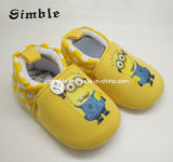 Caliente suave único entrañable Fancy Cartoon recien nacido Baby Shoes
