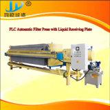 Filtro de separação Solid-Liquid refinação de açúcar pressione
