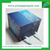 종이상자 선물 수송용 포장 상자를 인쇄하는 포장 접히는 상자 마분지