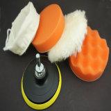 Le polissage de roue en nylon/Roue à polir en caoutchouc/estimé roue de polissage