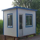 Appartamento prefabbricato d'acciaio chiaro ambientale
