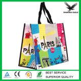 China bolsas laminadas tejida de polipropileno reciclado para el embalaje