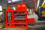 Qtj4-26 Concreet Blok die Machine in Tanzania van Lijst maken