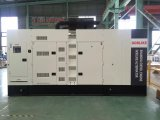 Высокое качество 400квт/500ква бесшумный генераторной установки (КТА19-G3A) (GDC500*S)