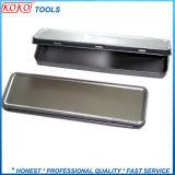 문구용품 작은 은 색깔 금속 강철은 신청한다 연장통 (185X55X18)를