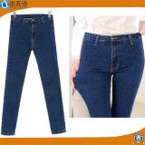 2017 neue Frauen-dünne Jeans-Form-Baumwolldame-Jeans