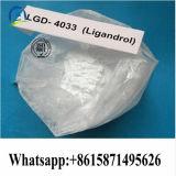 99% Reinheit Sarms Lgd-4033/Ligandrol Puder für den Muskel, der 1165910-22-4 aufbaut