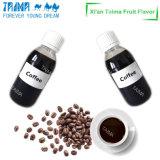 混合されたコーヒー味濃縮物はのためのEの液体を作る