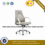 Основание металла нержавеющей стали подготовляет 0Nисполнительный кожаный стул офиса (HX-AC066A)