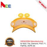 Таможня ваши собственные крышки забрала короля Sun обезьяны хлопка логоса для детей
