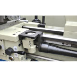 Mini máquina del torno del banco manual del metal (GH-1440K)