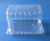 Contenitore a gettare di imballaggio di plastica per la frutta Mooshroom dell'alimento 500 grammi