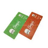 ID 카드에 의하여 주문을 받아서 만들어지는 PVC 결합 회원증