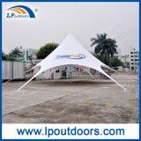 16mのイベントのための熱い販売の習慣の印刷の星の陰のくものテント