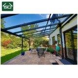 Manuel ou motorisé abri jardin patio de l'ombre/aluminium DIY décoration maison