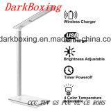 Caricatore senza fili mobile con la lampada della Tabella di RoHS LED del Ce nessuno stroboscopio