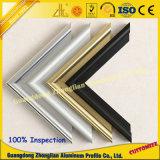 Bâti en aluminium dans le profil en aluminium pour la fabrication de bâti de photo