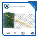 frontière de sécurité de maillon de chaîne de 50*50mm