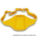 Sport durevoli impermeabili all'ingrosso che eseguono il supporto della cassa del telefono/Mic del sacchetto della vita della cinghia