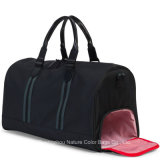 Новая идея Canvas поездки бортового Duffle кемпинг дамской сумочке