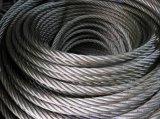 Outils de levage de la construction en acier galvanisé Wire Rope 7X19