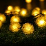كرة ثلج يشعل شمعيّة يزوّد خيم [28.5فت] 50 [لد] ساحرة [شزّل] كرة أضواء خارجيّة إنارة زخرفيّة لأنّ حديقة, منزل, فناء, مرج, حزب وعطلة