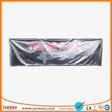 La meilleure qualité annonçant le drapeau de PVC