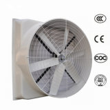 De Ventilator van de AsStroom van de Ventilator van de Kegel van de Ventilator van het fiberglas voor Serre