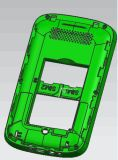 電子製品のプラスチック注入型か型