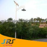 Indicatore luminoso di via solare del LED con la sorgente luminosa 15W a 120W