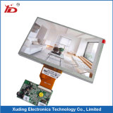 7''800*480 Módulo LCD TFT pantalla con pantalla táctil capacitiva