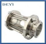 Санитарной зажатое нержавеющей сталью стекло визирования (DY-SF806)