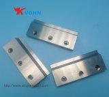 CNC, der kundenspezifische Aluminiumteile maschinell bearbeitet