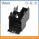 Kundenspezifisches Polier-PC elektronische Präzisions-Plastikteil-Spritzen
