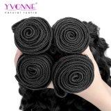Yvonne produtos cabelo 8A Virgem Ondulação Itália Brasileiro de cabelo humano