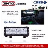 트럭을%s LED 차 표시등 막대, Atvs (GT3302-120W)가 도매 공장 4X4 모는 빛에 의하여 11inch LED 점화한다