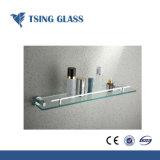 6/8/10/12mm Borrar/Mate/Estante de cristal templado de color para el cuarto de baño/aparato doméstico.