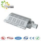 Novo tipo lâmpada de rua do diodo emissor de luz de 100W, lâmpada de rua ajustável com eficiência elevada, luz da estrada do diodo emissor de luz