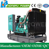 100KW 125kVA generadores Cummins Diesel marca Hongfu Uso de la tierra
