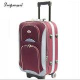 Maleta de lona de alta calidad de las mujeres transportar equipaje el equipaje de viaje casual