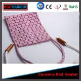 高温適用範囲が広い陶磁器の温湿布